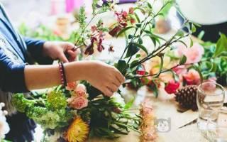 Чтобы срезанные цветы дольше стояли