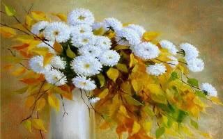 Цветы в живописи великих художников