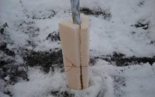 Чем укрывать от мороза