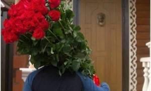 Сколько весит роза
